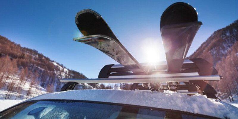 Krovni nosači za skije odlična su dodatna oprema